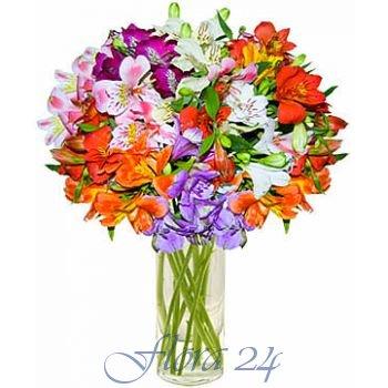 Доставка украине цветов купить розы в спб дешево
